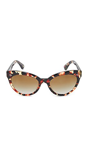3840ec812d Oliver Peoples ROELLA OV 5355SU GARNET TORTOISE BRONZE FLASH women  Sunglasses  Amazon.co.uk  Clothing