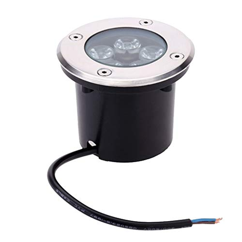 Homyl Submersible Light Underwater Aquarium Spotlight Fish Tank Warm White 5W LED by Homyl