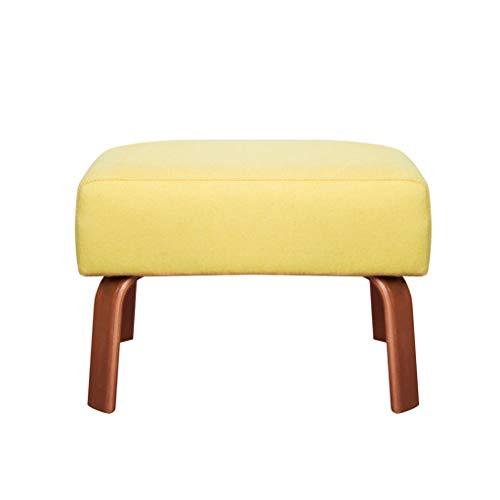 Amazon.com: LQQGXL European Chair Solid Wood Shoes Bench ...