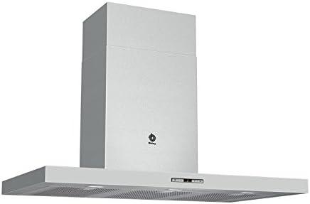 Balay 3BC897GC - Campana (860 m³/h, Canalizado/Recirculación, 360 m³/h, 43 dB, 50 dB, 55 dB): 330.33: Amazon.es: Grandes electrodomésticos