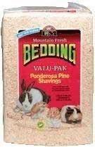 L/M Animal Farms SLM60201 Bulk Pack Pine Pressed Small Animal Bedding, 40-Pound