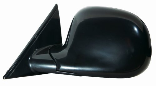 Depo 335-5408L3MB Black Driver Side Manual Mirror (Blazer Door Mirror)