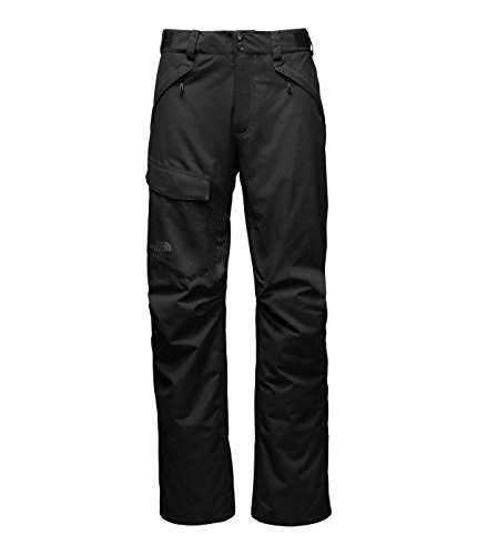 The North Face Freedom Insulated Pant Men's TNF Black Large Regular (Face Clothing North Outlet)