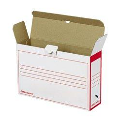 Archivadores de transferencia de fácil montaje (cajas de archivo) Pack de 20: Amazon.es: Oficina y papelería