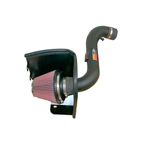 K&N 57-2565 FIPK Performance Air Intake System (2006 Ford Mustang Gt Cold Air Intake)