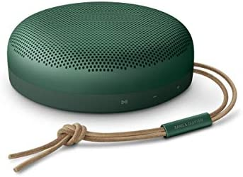 Bang & Olufsen Beosound A1 2nd Gen Moveable Wi-fi Bluetooth Speaker with Voice Help & Alexa Integration, 3 Microphones for Nice Name High quality, 18-Hours Playtime, IP 67 Dustproof and Waterproof