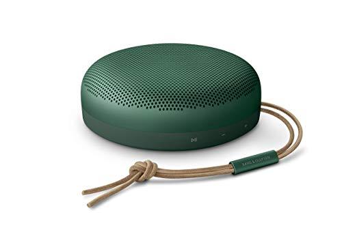 Bang & Olufsen Beosound A1 (2e generatie) draagbare waterdichte bluetooth-luidspreker met microfoon, Green