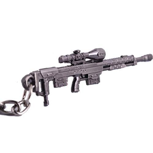 Amazon.com: YPT - Llavero con diseño de cañón de armas STG ...