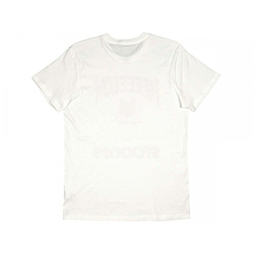 HUF - The Last Meow Tee - White - S, Bianco