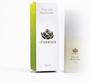 product image for Shankara Fine Line Moisturizer - Natural, Nourishes Skin, Antioxidants, Borage Oil & Ylang Ylang -Herbal Ingredients (15 ml)