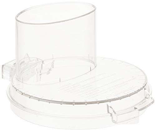 - Cuisinart DLC-017BGTX Work Bowl Cover with Large Feed Tube (Does not fit Cuisinart DLC-8 series)