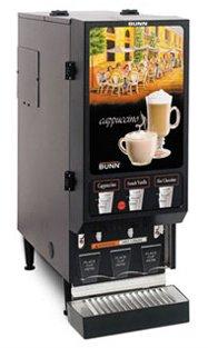 (Bunn Fresh Mix Dispenser with 3 Hoppers)