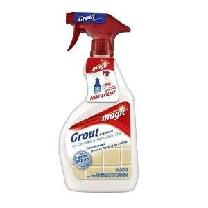 8. Magic 3052 30 Oz Grout Cleaner with Stay Clean Technology