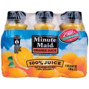 Minute Maid Juices To Go 100% Orange Juice