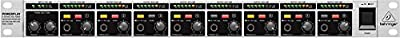 Behringer HA8000 V2 8-Channel High-Power Headphones Mixing and Distribution Amplifier by Behringer
