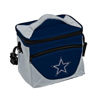 Logo Brands NFL Dallas Cowboys Halftime Lunch Cooler, One Size, Navy