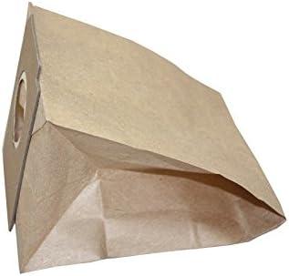 20x Bolsas de papel para aspiradoras, de Bomann CB917 / CB918 / CB929 / CB952 / CB953: Amazon.es: Hogar