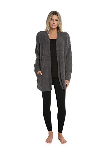Barefoot Dreams CozyChic Women's So-Cal Cardi with Pockets, Knit Cardigan for Fall and - Cardigan Dreams Barefoot