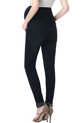 20d58cb54d482 Momo Maternity Women's Skinny Leg Denim Jeans   Weshop Vietnam