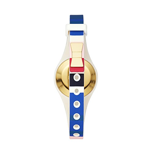 Kate Spade New York Kate Spade Scallop Tracker Multicolored Striped Scallop Activity Tracker Bracelet by Kate Spade New York (Image #3)