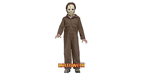 Horror-Shop Traje De Michael Myers con Máscara para Niños 8 ...