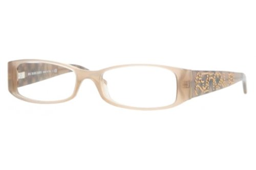 Burberry for woman be2089 - 3012, Designer Eyeglasses Caliber 50