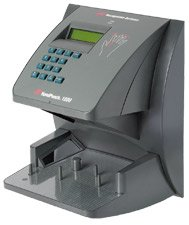 HP1000 Biometric Hand Reader by RSI