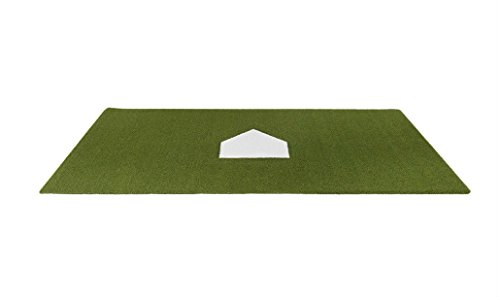 Pro-Ball Synthetic Turf Baseball/Softball Hitting Mat - 4 feet x 7.5 feet by Unknown