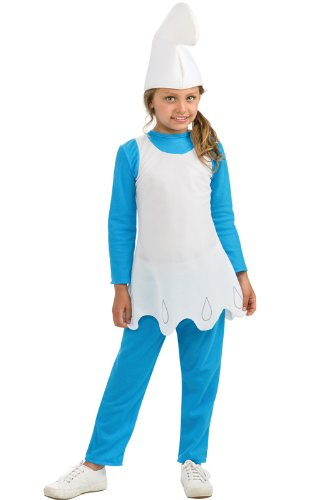 [The Smurfs Movie 2 Smurfette Costume, Small] (Smurf Baby Costumes)
