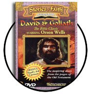 - Stories Of Faith Collection: David & Goliath