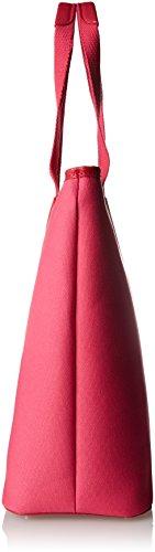 grain Milano Manico Gros Con Shopping Borsa In bambola Rosa Canvas Twinset 8dxwZgBw