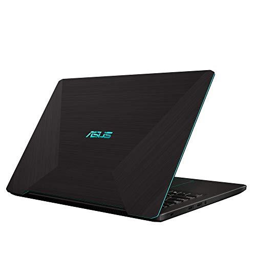 "ASUS R570ZD-DM266 - Portátil de 15.6"" FHD (AMD Ryzen 5-2500U, 8 GB RAM, 256GB SSD, NVIDIA GeForce GTX1050 2 GB, sin sistema operativo) Negro - Teclado QWERTY Español 5"