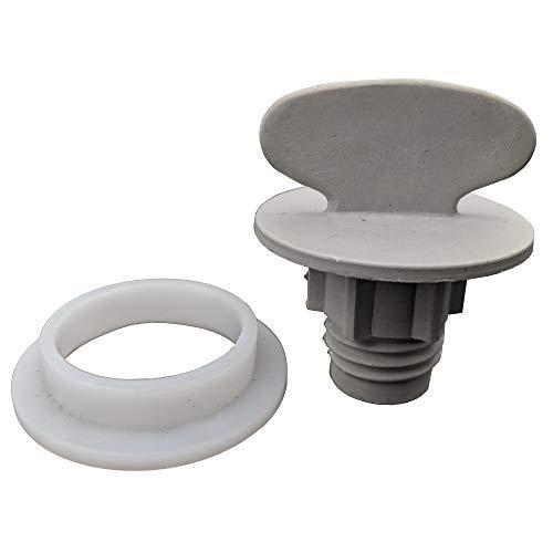 Nut Sleeve - Supplying Demand 9742945 9742946 Dishwasher Spray Arm Nut And Sleeve Kit