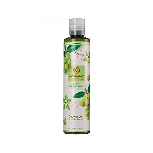 Sabai-arom Zesty Star Gooseberry Body Wash 200 ml.