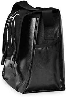 メッセンジャーバッグ メンズ バスケットボール ブラック 斜めがけ 肩掛け カバン 大きめ キャンバス アウトドア 大容量 軽い おしゃれ