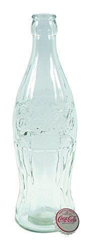Sunbelt Gifts Bottle Bank, Contour, Coca-Cola W/Metal Cap, Multi