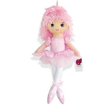Peluches Cel - Bailarina, Color Rosa (MAE 401rosa)