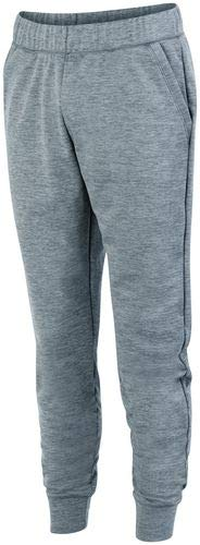 Augusta Sportswear Tonal Heather Fleece Jogger M Graphite