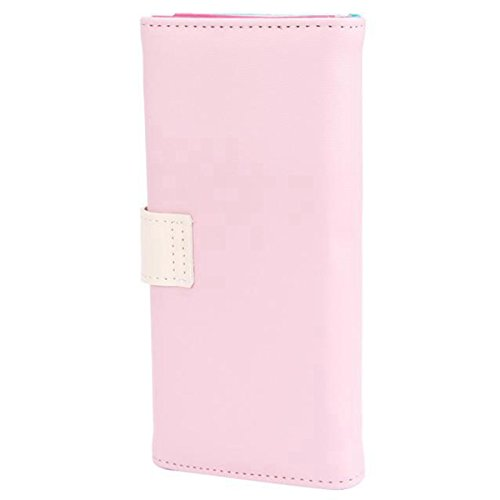Wallet Small Fresh Wallet Mobile Phone Bag Pink - 4