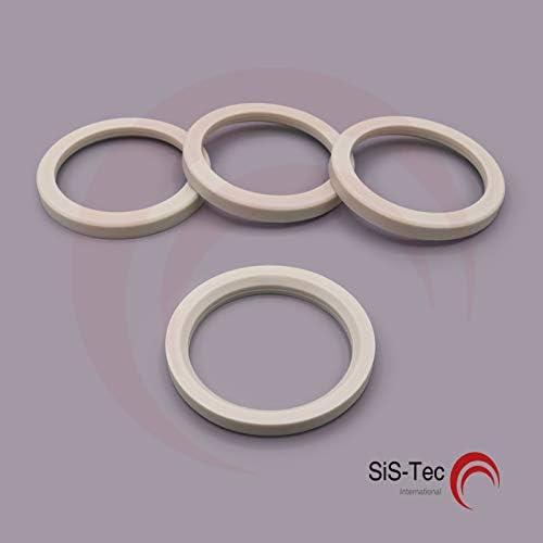 04-09 Bicchiere anelli MK4 4 73,1 punti mm a 56.1 mm Distanziatori HUB PER SUBARU LEGACY