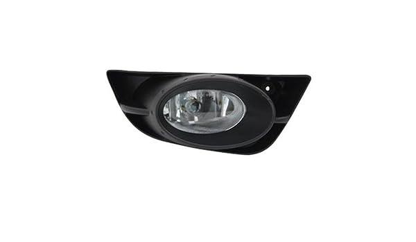 OE Replacement Honda Fit Passenger Side Fog Light Assembly Partslink Number HO2593122