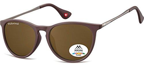 Montana Eyewear - Gafas de sol - para mujer marrón marrón ...