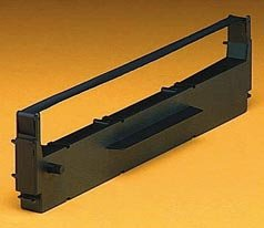6-Pack Genicom 1020 Ribbon Black Fabric Cartridge (136 Col)