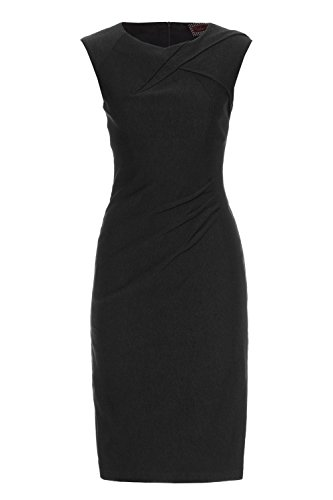 Voodoo Vixen - Vestido - Estuche - para mujer negro