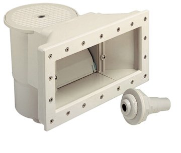 Ocean blue Widemouth Skimmer Box, for Above Ground Swimming Pool Filter Systems by Ocean blue