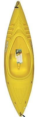 Emsco Group 1065-1 9ft Tye Dye Tiger Shark Sit in Kayak