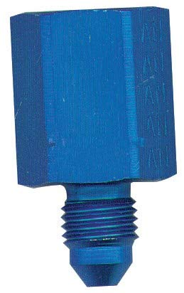 Aeronautical Standard AN894-10-8 Steel Adapter, Straight, Tube to Boss