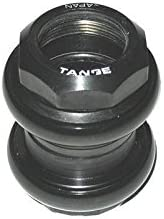 """Tange Levin CDS Threaded Road Bicycle Headset //// 1/"""" //// Black"""