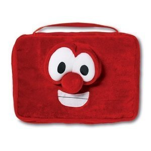 Veggie Tales Book & Bible Accessory Carry Case & Cover Bob the Tomato by VeggieTales ()