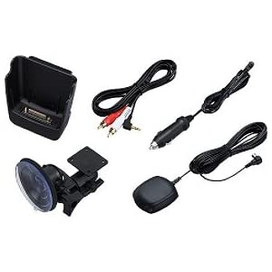 JVC KS-K6012 Wireless FM Car Kit for the KT-SR2000 Sirius Satellite Radio Receiver
